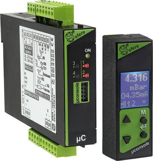 µC: convertisseur numérique programmable